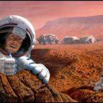 Mars Travel & Radiation Exposure