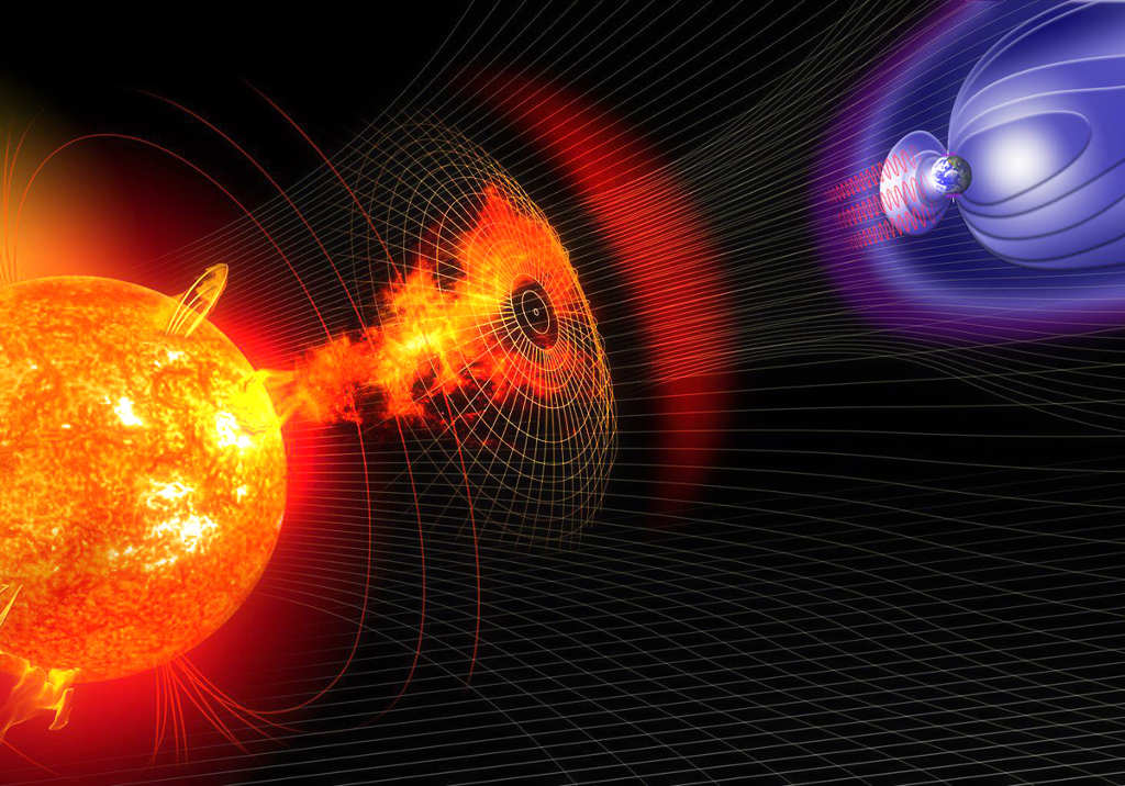solar storms threaten earth 2017 - photo #17