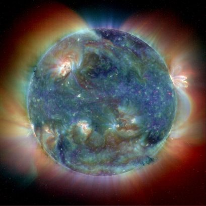 Space Weather Current News Stories